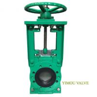 Cheap heavy duty knife gate valves, slurry knife gate valve wholesale