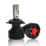 Cheap Energy Saving Led Car Headlight Bulbs Aviation Aluminum Housing Material for sale