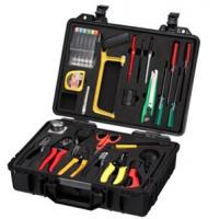 Cheap simple and cheap RY-TK26 Optical Fiber Tool Kit 26pcs Used in CCTV& digital system of communication devices for sale