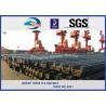 Buy cheap U Shape Z Shape Sheet Pile Steel Crane Rail GB JIS UIC Standard from wholesalers