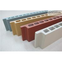 Cheap Natural Color Terracotta Panels Facade Cladding Materials With Low Maintenance for sale