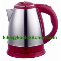 Cheap electrical kettle  COLORFUL wholesale