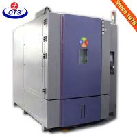 Buy cheap Stable Working Altitude Test Chamber Customized Color 0.7C - 1.0C/Min Cooling from wholesalers