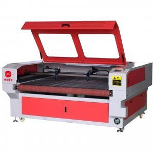 Cheap 300w CO2 Laser Cutting Machine , DSP Multi - Layer Co2 Laser Engraving Cutting Machine for sale