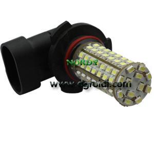 Cheap Led Fog bulb  5.5w 76pcs 3528 SMD 12V/24V 9005 led fog light for sale