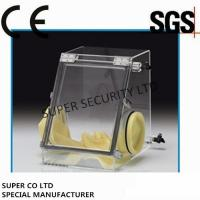 Cheap Small Laboratory Glove Box / Vacuum Glove Box for Testing under Sealed Atmosphere for sale