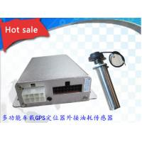 China 3G Vehicle Fuel Sensor GPS Tracker HSZ303 Support Camera LCD / Microphone on sale