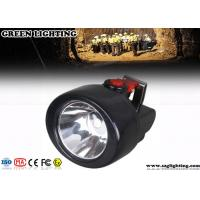 Cheap 13000 Lux Black Underground Cordless Mining Lights Water - Proof IP 65 for sale