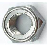 Cheap Din6927 Prevailing Torque Type All-Metal Flange Nut for sale