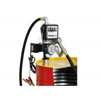 Cheap Diesel Pump Drum And Tank Fuel Transfer Pump Kit With Mechanical Display Reset for sale
