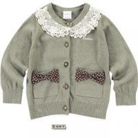 Cheap Girl Cardigan, Baby Infant Outwear ,Sweater for sale