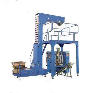 Buy cheap Condiment Liquid Pouch Packing Machine, PLC Control Liquid Sachet Packaging Machine from wholesalers