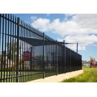 Cheap Pool Fence/ Tubular Steel Fence/ Steel Slat Fence,hercules Fence ,Steel Tubular Fence,Garrison Fence for sale