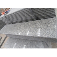 China Honed 126x30x2cm G664 Granite Stair Treads And Risers on sale