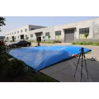 Cheap 50000Liters PVC Tarpaulin Water Bag Water Tank Water Pillow for people drinking for sale