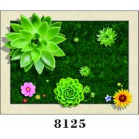Cheap Beasutiful flowers  3D lenticular  Picture 5D Images  for Home Decoration for sale