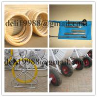 Cheap frp duct rodder,FISH TAPE,CONDUIT SNAKES,Tracing Duct Rods for sale