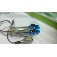 Small High Speed Air Spindle 0.85KW 200V Water Cooled CNC Motor Spindle