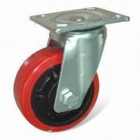 Buy cheap Heavy Duty Caster, Available in Various Sizes, Applicable for Display Racks from wholesalers