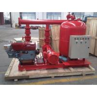 China Vertical multistage centrifugal pump set on sale