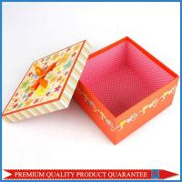 Cheap Custom Color Print Matte Rigid Chipboard Paper Gift Packaging Box for sale
