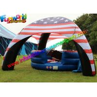 Cheap Durable Dome Party Air Tent , Inflatable Marquee For Outdoor Game for sale