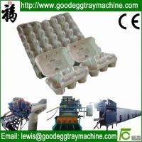 Cheap Pulp egg tray moulding machine for sale