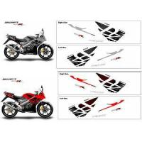 Cheap Motorcycle Decal (HX-MD-01) for sale