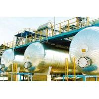 Cheap Light And Medium Crude Oil High Efficiency Oil-gas-water Three-phase Separator for sale