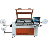 Cheap Sticker Label CO2 Laser Cutting Machine with Camera and Conveyor Device (WZ10060CCD-AR2) for sale