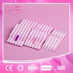 Lady women cotton anion negative ion herbal sanitary napkin pad