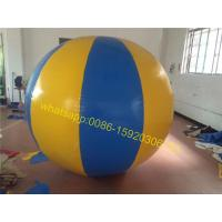 Cheap 2 diameter volleyball ball beach ball for sale