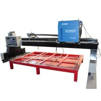 Cheap Gantry Plasma Gutting Machine Flame Cutting Machine for sale