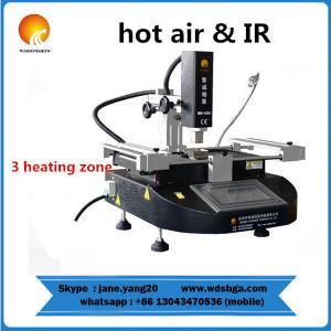 Sales Promotion!!WDS-430 high effiency motherboard repairing tools bga reballing machine,