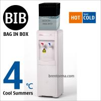 Cheap 16LG-BIB Bag in Box Water Cooler Hot and Cold BIB Water Dispenser for sale