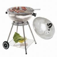Cheap Stainless Steel Charcoal Kettle Grill for sale