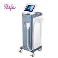Cheap New Arrival 2000W laser price hair removal machine / 808 diode laser hair removal machine LF-648B for sale