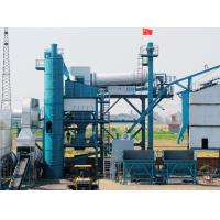 Cheap 5 - 40mm Old Material Diameter Asphalt Recycling Plant With 500t / H High Toughness Rubber Belt wholesale