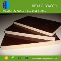 China 2018 film faced  boards philippines construction market plywood edge trim 18mm on sale
