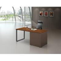 Cheap Custom Size Office Manager Desk Charming Color Surface Commercial Furniture for sale