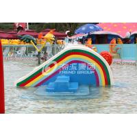 Fiberglass Water Pool Slide in Medium Water Playground ( XPH-001 )