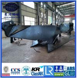 Cheap Stevshark HHP Anchor with KR LR BV NK DNV ABS certification for sale