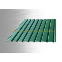 Cheap Weather Proof Zinc Coated Corrugated Metal Roofing Lightweight Roofing Sheets for sale