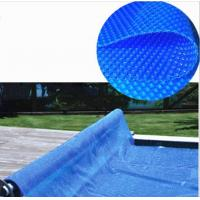 Cheap Durable SPA Thermal Pool Cover Solar PE Bubble Plastic Swimming Pool Cover for sale