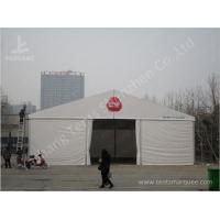 White Heat Resistant Industrial Warehouse/ Storage Tent  Shelter For Raw Materials
