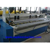 Cheap 3 Phase Coloured Toilet Tissue Making Machine Form Jumbo Roll 1800mm - 3500mm for sale