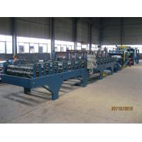 Buy cheap Insulation Sandwich Panel Roll Forming Machine from wholesalers