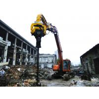 Buy cheap VS250 Construction Mini Integrated Vibratory Hammer Pile Driving Equipment from wholesalers