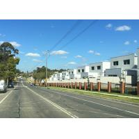 China housing and land package project in Sydney by light gauge steel structure prefab homes eco-friendly prefab house on sale