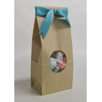Cheap Food bag with window and beautiful printing for sale